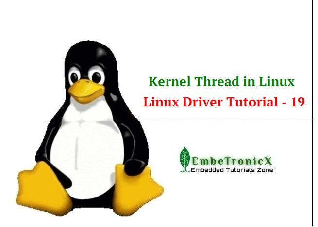 kernel thread