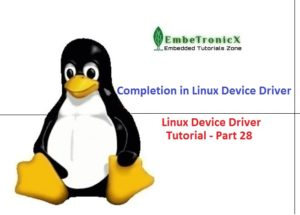 completion in linux